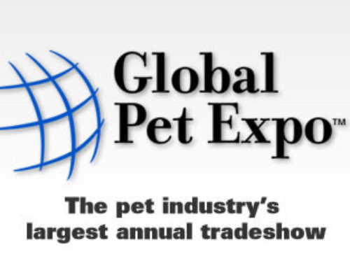Visit us at the GLOBAL PET EXPO – Orlando Booth #5973